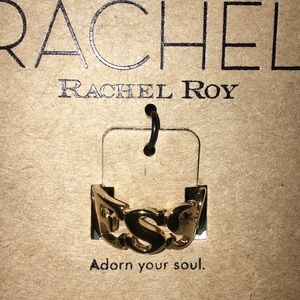 New Rachel Roy GODDESS Ring size 7